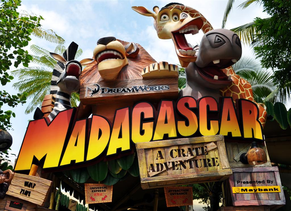 01 Madagascar A Crate Adventure @ Universal Studios Singapore (USS) - Resort World Sentosa (Large)