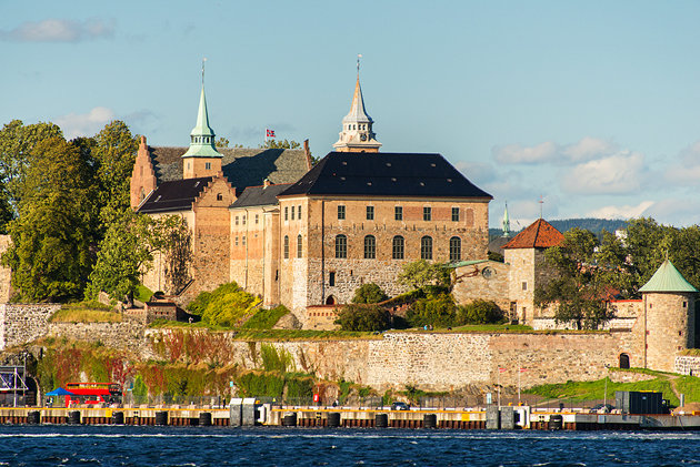 norway-oslo-akershus fortress